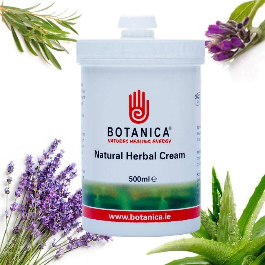 Natural herbal krēms 500ml