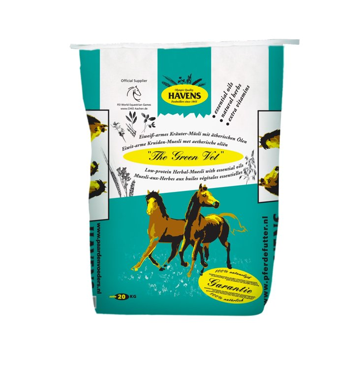 REFORM HERBAL musli (GREEN VET) (20 kg )