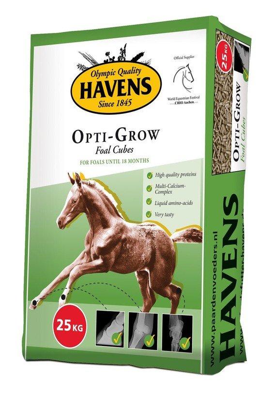 Opti – Foal Grow kumeļiem (25 kg)