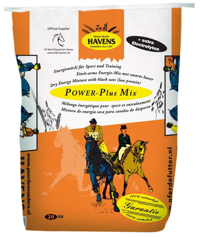 Power-Plus musli (20 kg)