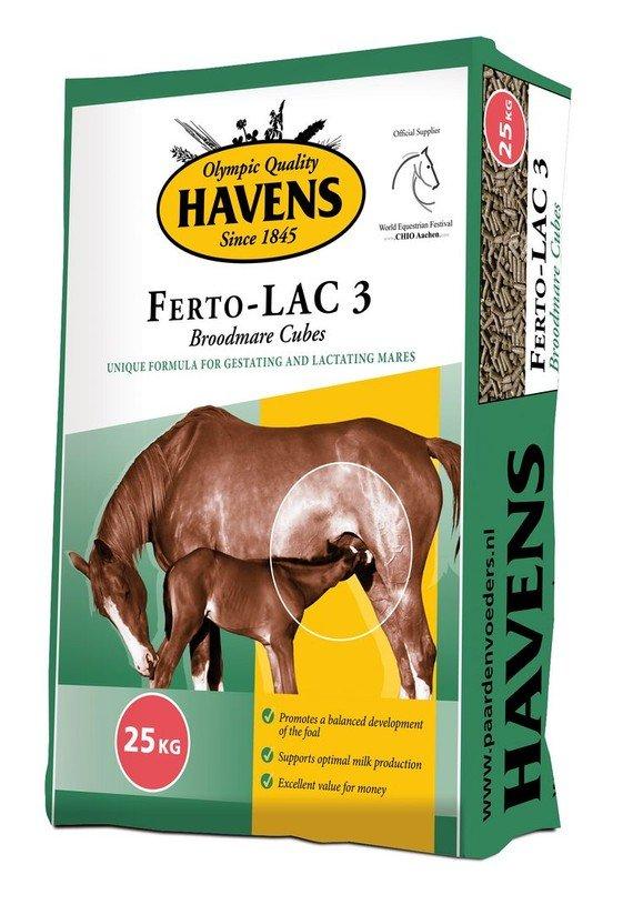 Ferto – Lac 3 kumeļmātēm  (25 kg )